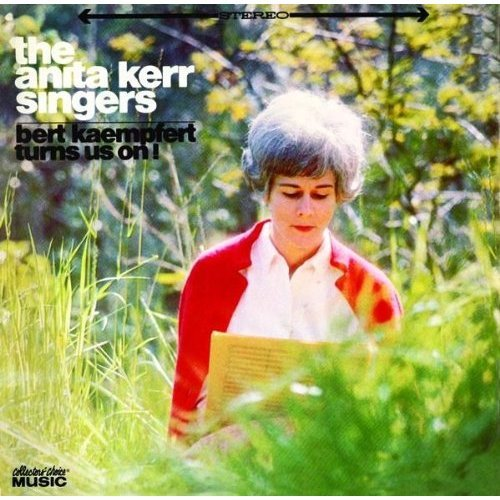 Bert Kaempfert album: Anita Kerr Singers: Bert Kaempfert Turns Us On!